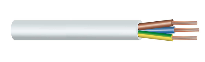 Image of H03VV-F cable