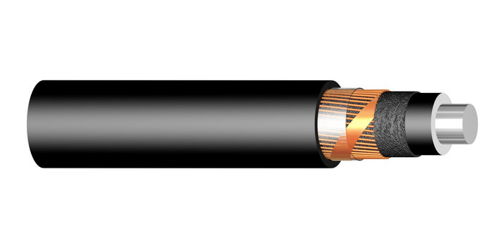 Image of XLPE Al single core 19/33 kV cable