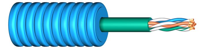 Image of KAT 6 SLIM LINE datakabel cable
